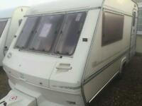 Ace airstream gold 2 berth 1999 touring caravan