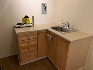 Bachelor apartment available near mcmaster university