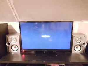"Mint condition 32"" Insignia flat screen"