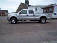 2012 Ford F-250 XLT-Super Duty- Crew Cab- Short Box# 901