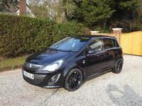 2013 Vauxhall Corsa 5 Door Limited Edition 1.2 LOW MILES