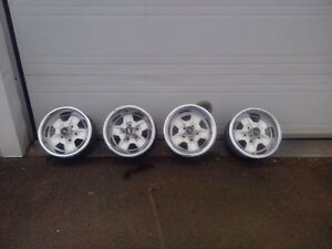 Rally wheels