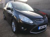 2013 Ford C-MAX 2.0TDCi ( 140ps ) Powershift Titanium 13/13 Reg