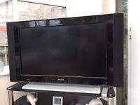 "Phillips 42"" Flat TV"