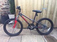 Boys Apollo bike nearly new