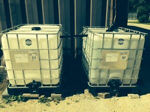WE ARE LOOKING TO BUY USED TOTE CONTAINERS