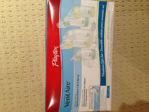 Ventaire Newborn 5-pack bottle set