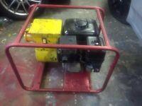 Haverhill (Honda) generator
