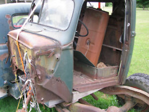 1947 ford Cab