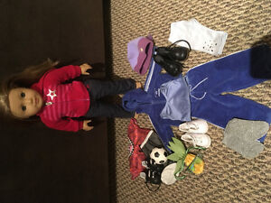 Barely used American Girl