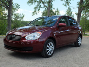 [Sold] Hyundai Accent 2009