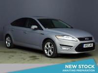 2012 FORD MONDEO 1.6 TDCi Eco Zetec 5dr [Start Stop]