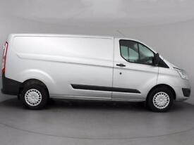 2014 FORD TRANSIT CUSTOM 2.2 TDCi 155ps Low Roof Long Wheelbase Trend Van