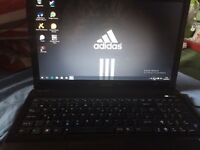 Asus X52F laptop 2.2ghz 3gb RAM Windows 10