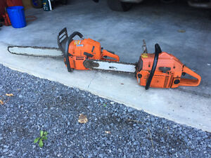 Husqvarna 365 sp, 266 se chainsaws