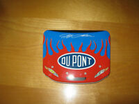 Jeff Gordon Playing Cards - Steel Tin Cards are still in plastic