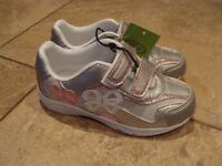 Sneakers - size 10 - BRAND NEW WITH TAG