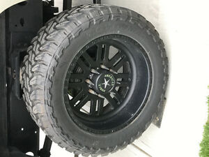 American Force wheels with Toyo Tores