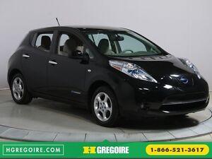 2012 Nissan Leaf SL ÉLECTRIQUE AUTO A/C GR ÉLECT MAGS BLUETHOOT