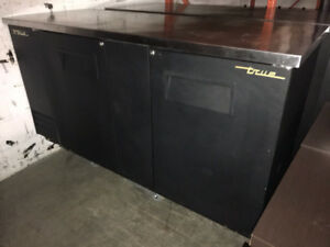 True under counter beer fridge mint condition only $1395