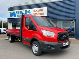 2016 Ford Transit 350 125PS S/CAB DROPSIDE *4.2M BED* Dropside Diesel Manual