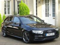 2014 Audi A4 Avant 2.0 TDI Black Edition Avant 5dr