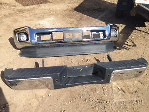 Ford Chrome Bumpers Edmonton Edmonton Area image 1