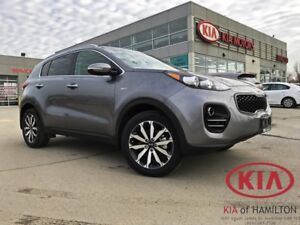 2017 Kia Sportage EX AWD | Low KM | Like New