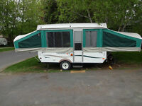 Viking Epic 2307 Tent Trailer  Excellent condition
