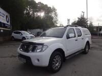 2013 Nissan Navara 3.0 dCi V6 Outlaw Double Cab Pickup 4dr (EU5)