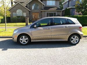 2006 Mercedes-Benz B-Class Chrome Hatchback