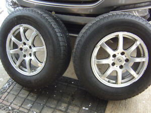 16 IN Michelin Snow & Ice Radials (Reduced)
