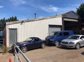 UNIT TO LET IN DENMEAD