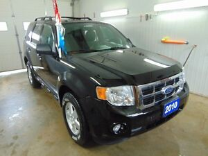 2010 Ford Escape XLT 4X4 SUV, Crossover
