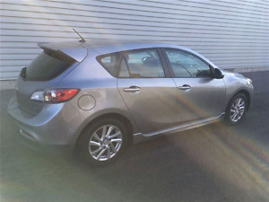 2012 mazda sport GS (61400 kms)