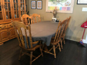 Classic Dining Set in Excellent Shape