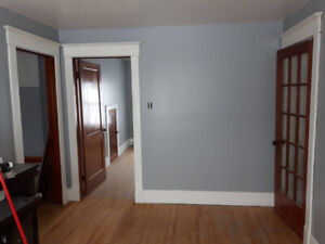 1-2 bedroom apartment for rent.