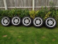 BMW Style 66 - M Sport alloys - Set of 5