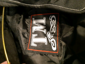 Men's Black Motorcycle Jacket
