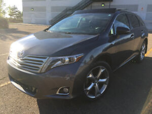 2013 TOYOTA VENZA AWD LEATHER HEATED SEATS NAVIGATION Camera