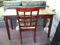 2 left Desk with chair  Tax included