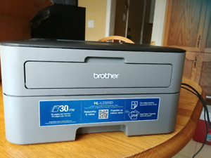 Brother HL-L2320D Monochrome Laser Printer Stittsville Like New