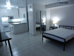 Bachelor Suites Available Now