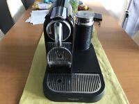Nespresso CitiZ & Milk Coffee Machine by Magimix, Black