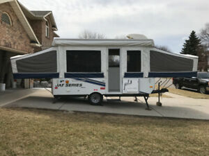 2009 Jayco Jay Series 1207 tent trailer for sale
