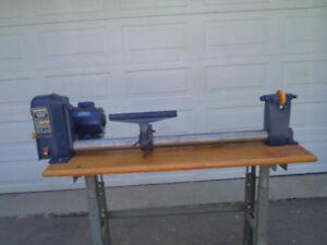 """Mastercraft 37"""" Wood Lathe Model 55-4507-2"""