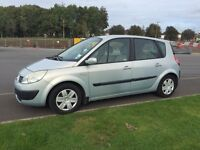 RENAULT SCENIC 1.4 EXPRESSION*NEW MODEL*MPV*ONLY 57K!MINT!BARGAIN!not,galaxy,c4,picasso,zafira