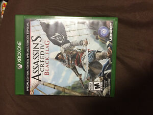 Assiassin's creed iv black flag special edition