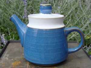 DENBY CHATSWORTH TEAPOT, CEREAL / OPEN VEGETABLE BOWLS London Ontario image 2