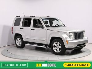 2011 Jeep Liberty Limited 4WD AUTO CUIR MAGS BLUETOOTH